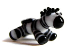 xander the zebra.  He now lives in texas